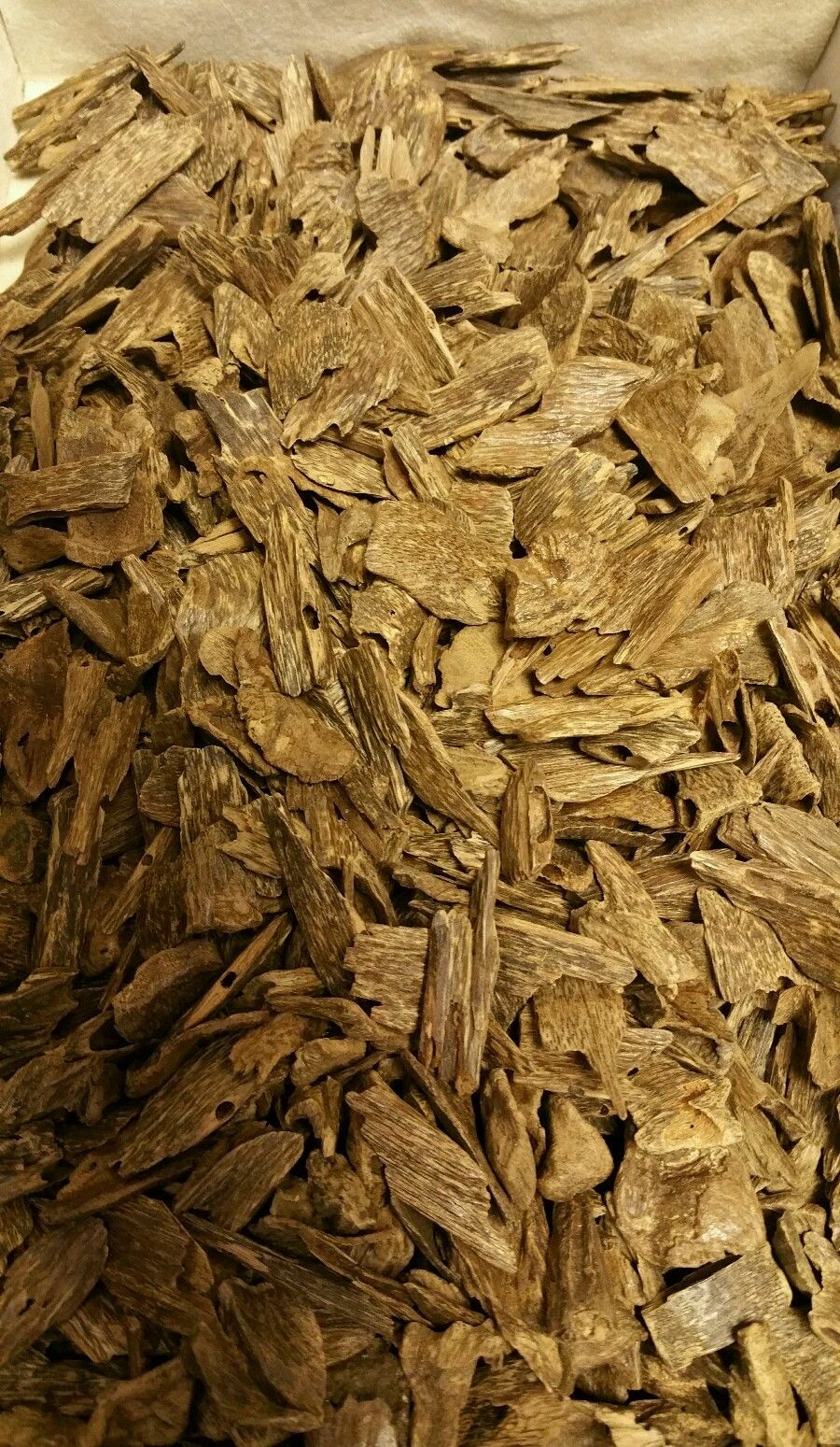 Super Grade Malaysian Oud/Agarwood Incense (wood chips)